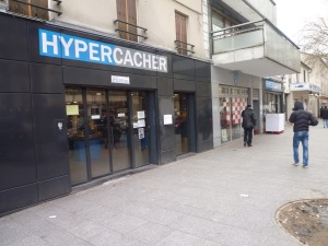 Magasin Hyper Cacher